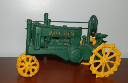 John Deere cast iron reproduction