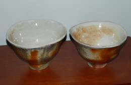 Pottery Bowls made by Gary Eberly