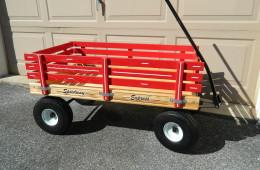 Speedway Express Large Wagon