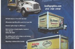 Info for Full Color truck wrap